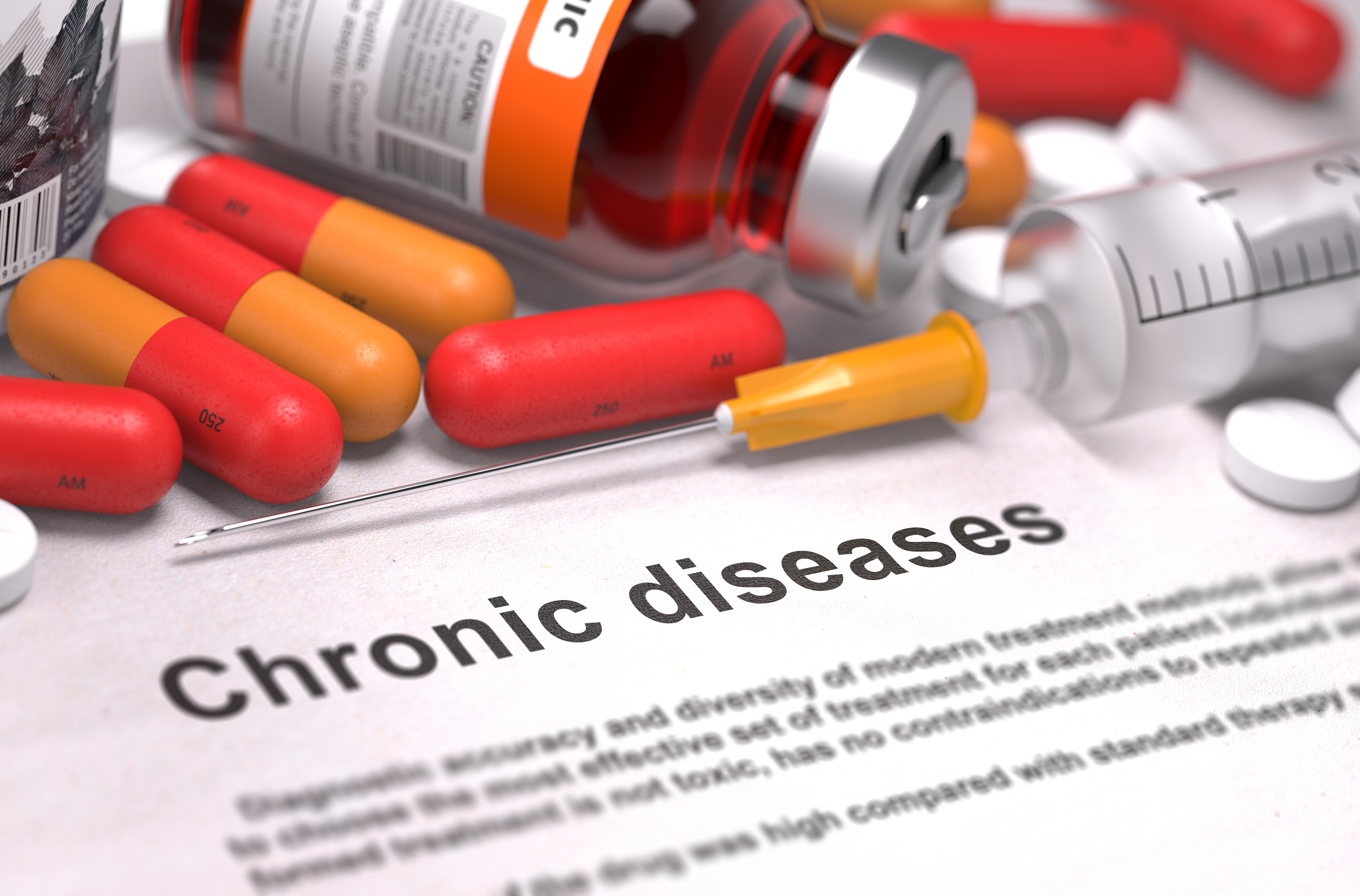 Preventing And Managing Chronic Diseases